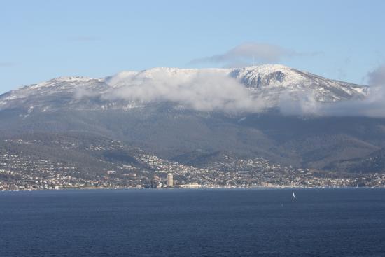 Hobart Tours Mount Wellington