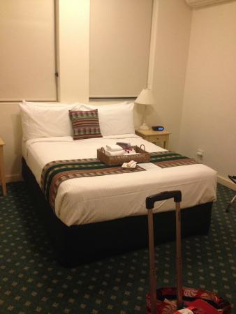 Anderledy Lodge : Single suite