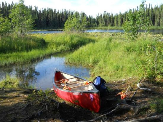 Take Refuge Canoe Day Trips