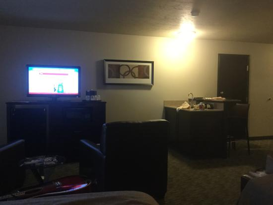 Oxford Suites Downtown Spokane: Suite