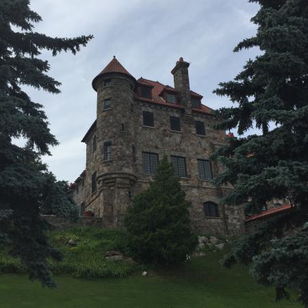 Singer Castle on Dark Island Photo