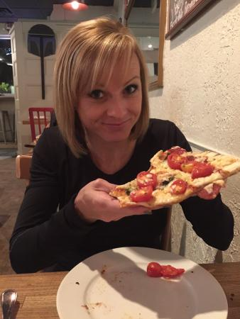 Emma's Pizza: Best pizza on the planet!