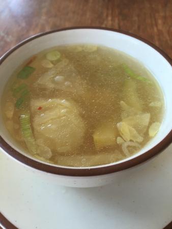 Tofu soup picture of charn thai restaurant camarillo for Authentic thai cuisine los angeles ca