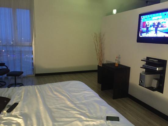 Sercotel Habitat Hotel : Room
