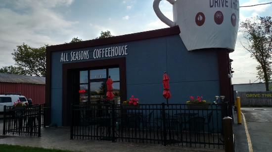 ‪All Seasons Coffeehouse‬