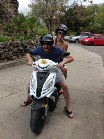Nevis Scooter Rental