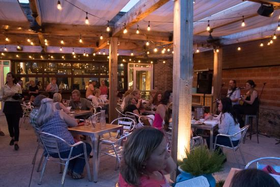 Fixture   Kitchen And Social Lounge: Live Music On The Patio Every Thursday  Night