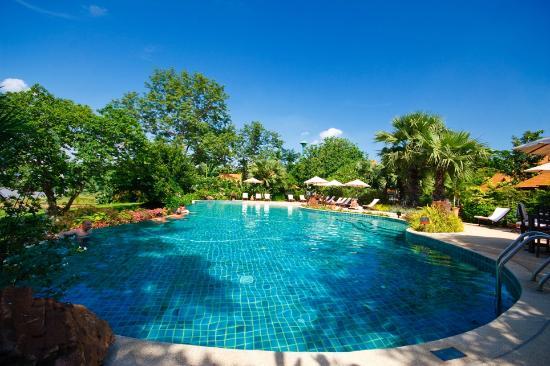 The Legend Chiang Rai: Main Swimming Pool
