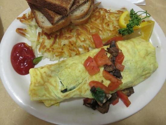 Lomira, WI: Build Your Own Omelet