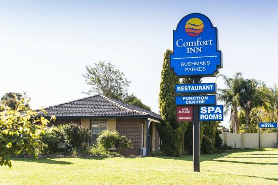 Comfort Inn Bushmans Parkes