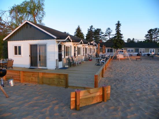 Wonderful Family Friendly Resort Review Of Sandcastle Beach Oscoda Mi Tripadvisor