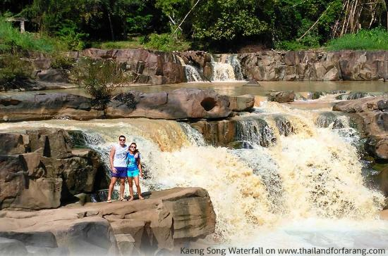Kaeng Song Waterfall