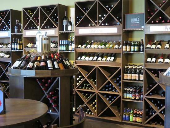 The Bottle Room