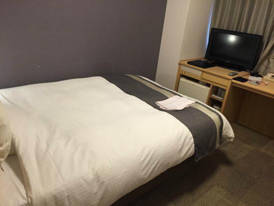Richmond Hotel Hamamatsu: ベッド