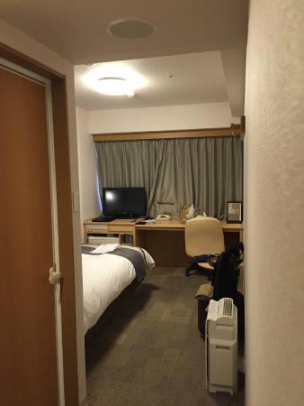 Richmond Hotel Hamamatsu: 入り口からの全景1