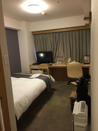 Richmond Hotel Hamamatsu: 入り口からの全景2