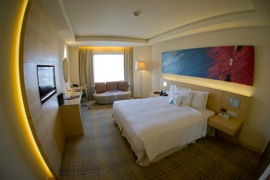 DoubleTree by Hilton Kuala Lumpur: Szoba
