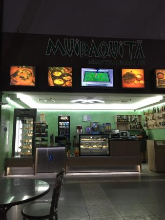Restaurante Muiraquitã