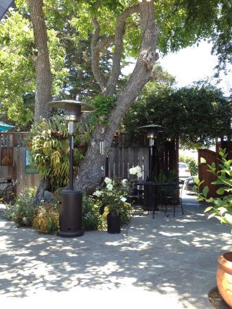 Indigo Moon : patio