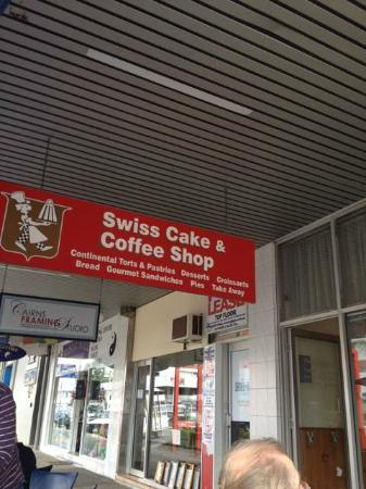 The Swiss Cake and Coffee Shop: Entry