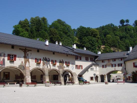 Konigliches Schloss Berchtesgaden : 城