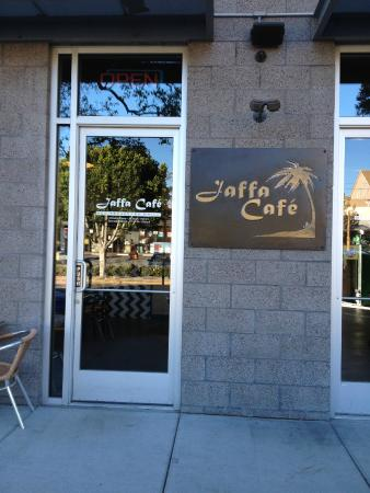 Jaffa Cafe: Cafe