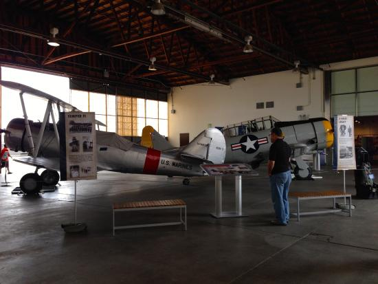 Orange County Great Park : Heritage and Aviation Museum