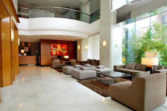 Lobby Picture of City Garden Hotel Makati Makati TripAdvisor