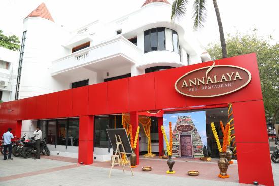 Annalaya Veg & Non Veg Restaurant