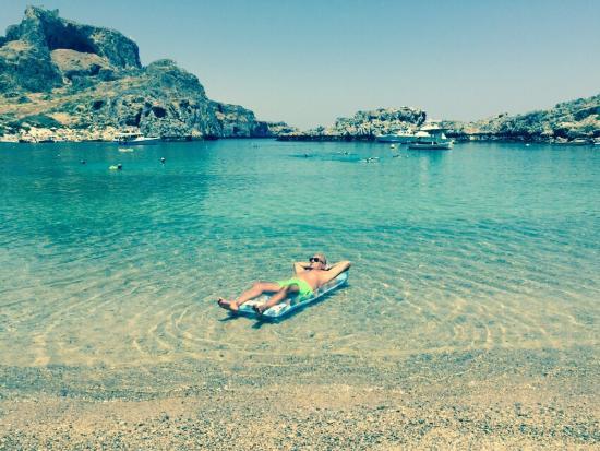 St Pauls Bay - Foto di Agios Pavlos Beach (Saint Paul ...