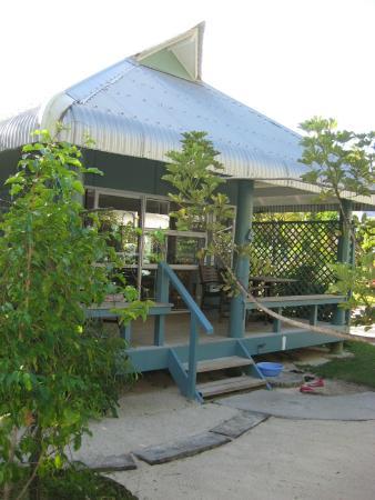 Sunhaven Beach Bungalows: The Garden Bungalow