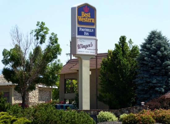 Best Western Foothills Inn, Mountain Home, Idaho
