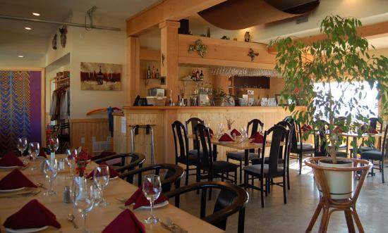 Tree Frog Bistro: Main Dinning Room