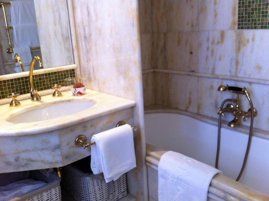 Badezimmer Bild Von Bauer Palazzo Venedig Tripadvisor