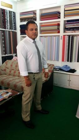 John International Tailor
