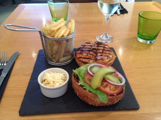Ibis Rugby East: Nice food