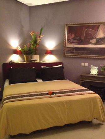 Casa Artista Bali : Comfortable bedroom