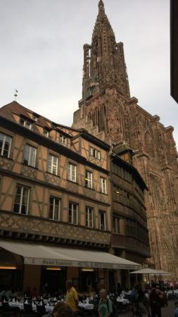 Exclusive Hotel Baumann - Maison Kammerzell : Vicino alla cattedrale