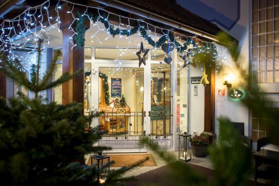 Hotel Cosmea : Eingangsbereich