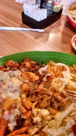 Dona Cata Mexican Restaurant: New dish
