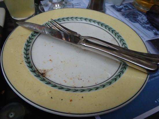 Schoonoord : Toasty but too slow to photograph