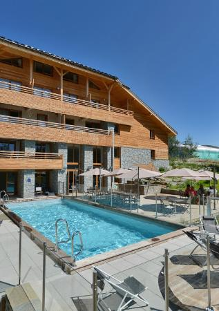 Alpenrose Hotel: extérieur