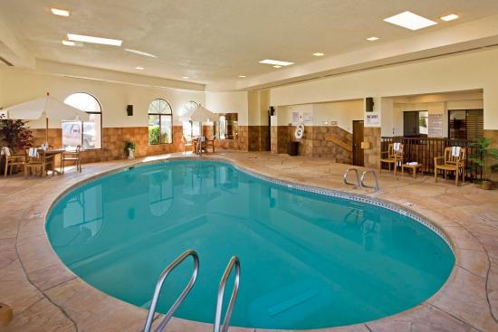 BEST WESTERN PLUS Inn of Santa Fe: Indoor Pool