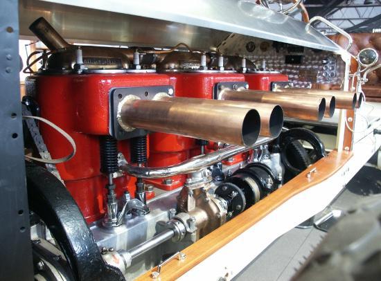 Stiftung Museum AUTOVISION: American La France engine Museum AUTOVISION