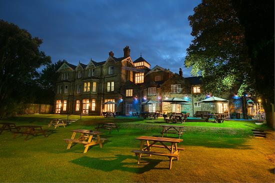 Daish's Hotel: In the Night Garden