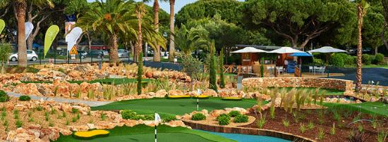 Mini Golf at Quinta do Lago