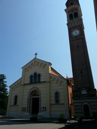Camposampiero, Italie : Santuari Antoniani