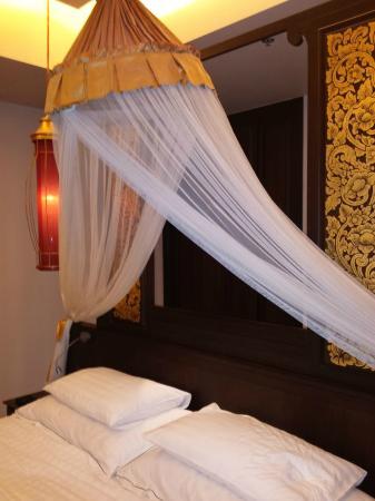 Siripanna Villa Resort & Spa: Anti-mosquito