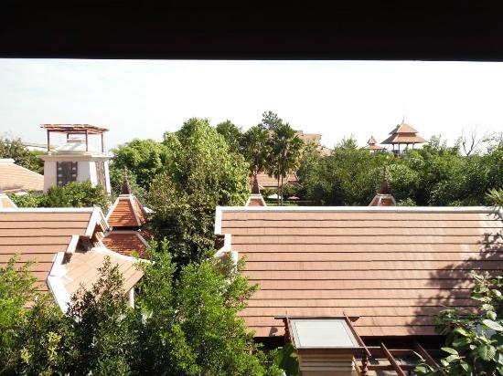 Siripanna Villa Resort & Spa: View