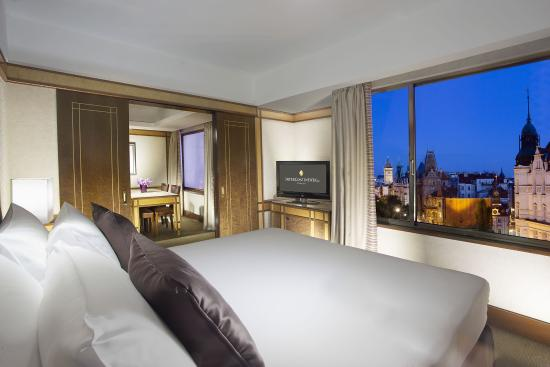 InterContinental Prague: Bedroom Junior Suite